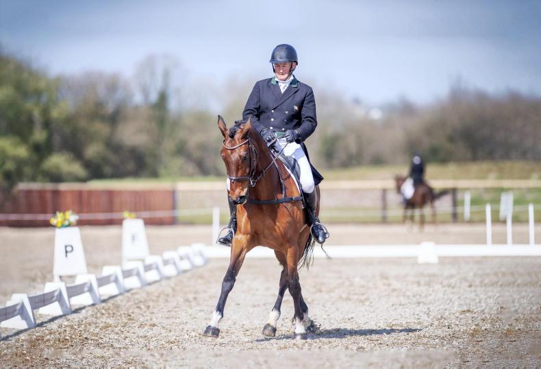 NEWS: Smith holds narrow lead at Ballindenisk
