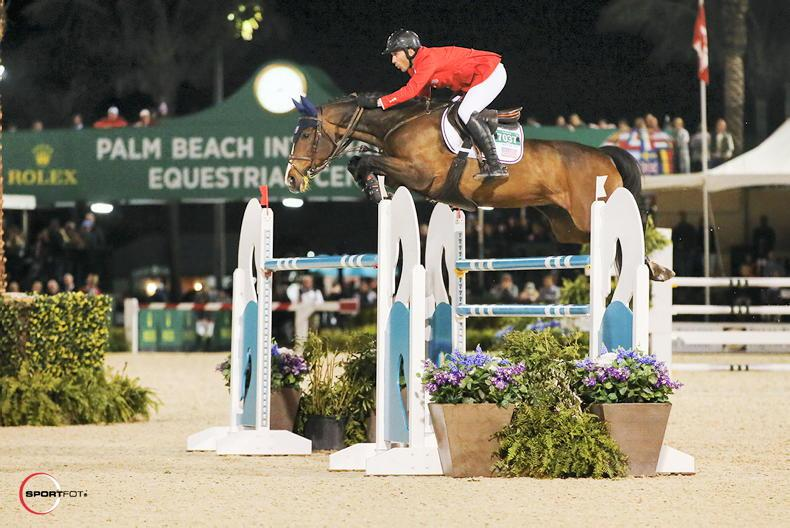 NEWS: US show jumper banned for 10 years for use of electric spurs