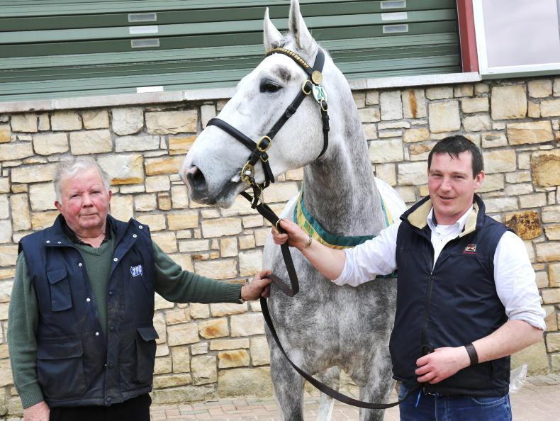 BREEDERS' 10 - Tom Burke: Top of the class at Castlegar