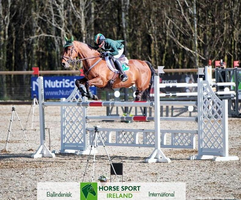 EVENTING: Ennis and McNally triumph at Ballindenisk