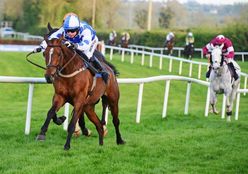 KILBEGGAN FRIDAY: Blackmore treble narrows the gap in title race