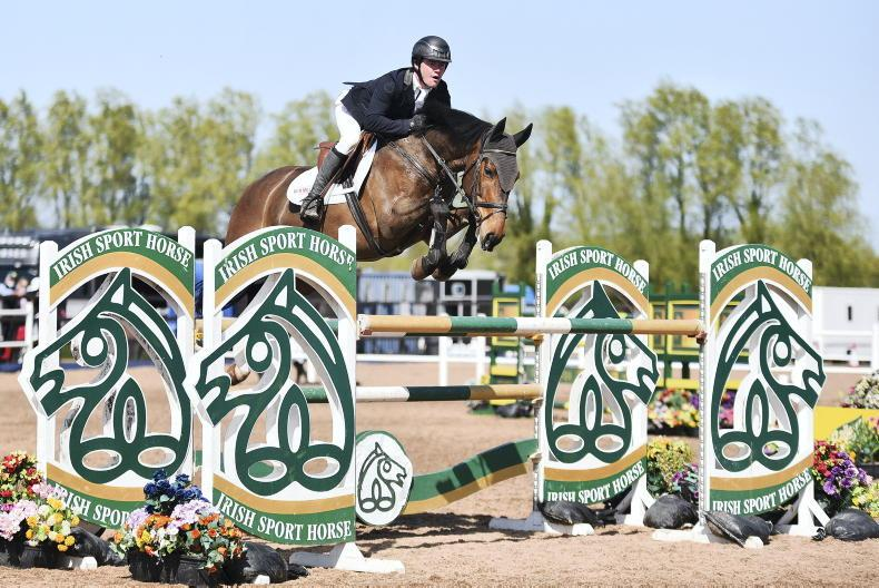 SHOW JUMPING: Grand Prix win for Gortlettra Loui