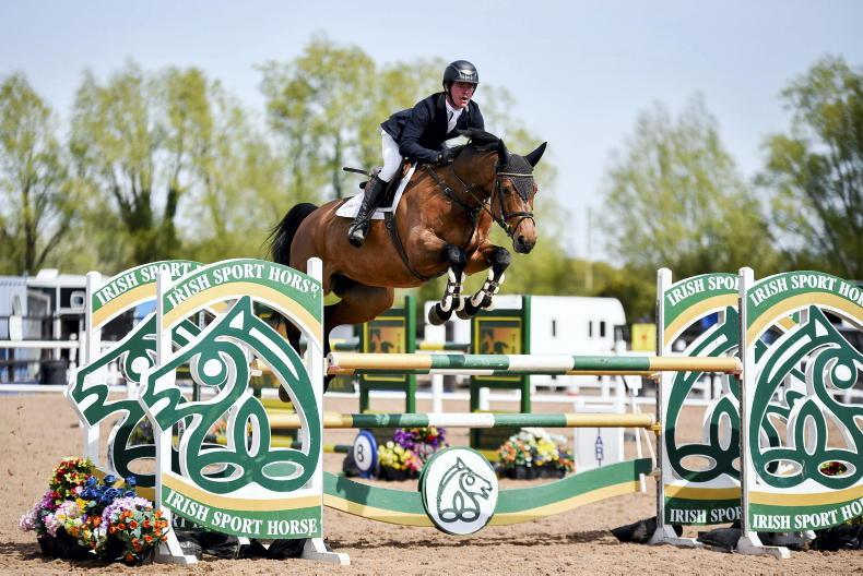 SHOW JUMPING: GCS Athena delivers win for Pender