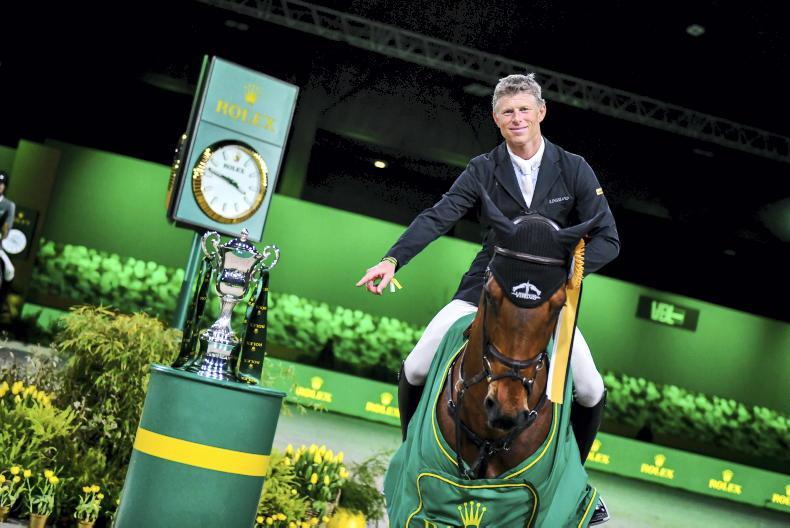 INTERNATIONAL: Kühner wins Dutch Rolex Grand Slam