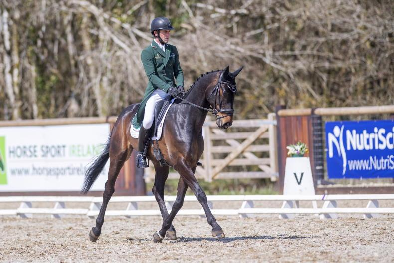 BALLINDENISK INTERNATIONAL: Sweet win for Murphy and Choclat