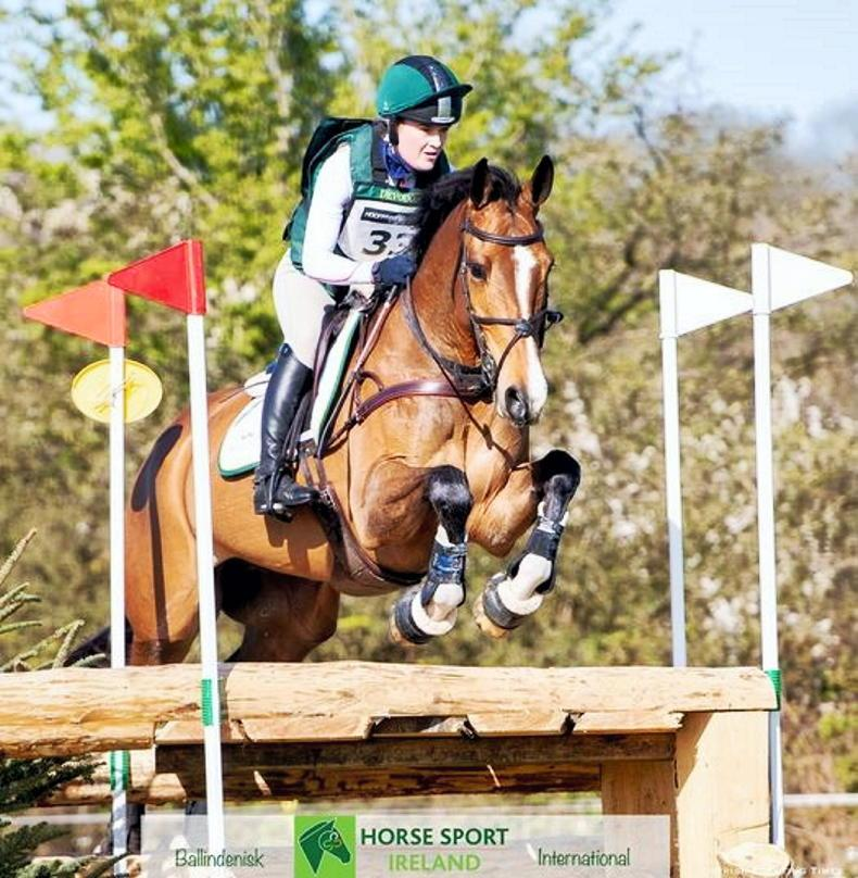 BALLINDENISK INTERNATIONAL: 'Mighty' win for Abbott