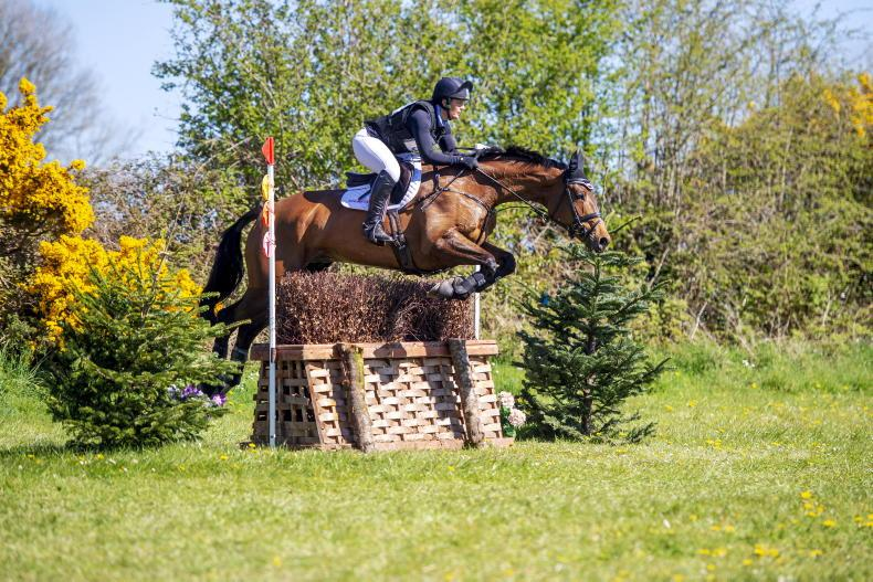 BALLINDENISK INTERNATIONAL: Competitive win from Power and George