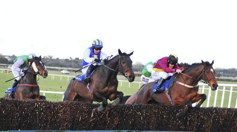 NAAS SUNDAY: Blacktype for Miss Xian
