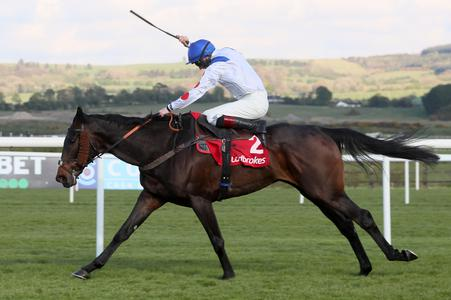 Clan Des Obeaux flies high for Britain in Punchestown Gold Cup