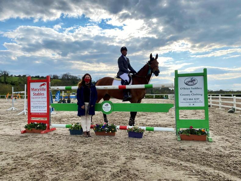 SHOW JUMPING: Beecher claims Grand Prix at Maryville