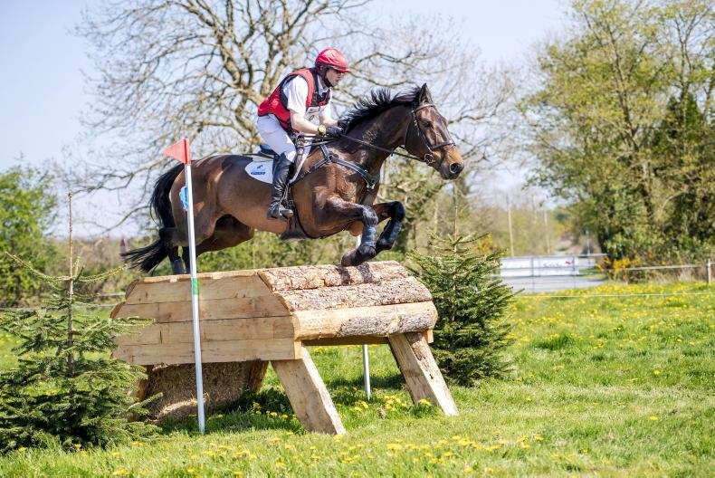 BALLINDENISK INTERNATIONAL: Eclipto justifies McNally's faith to win big