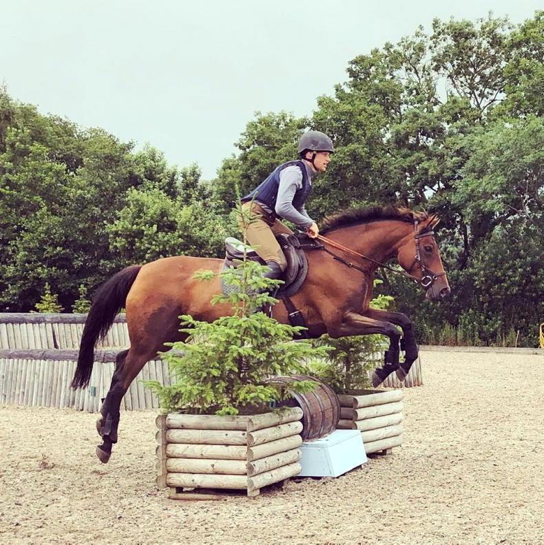 HORSE SENSE: Develop cross country skills at home