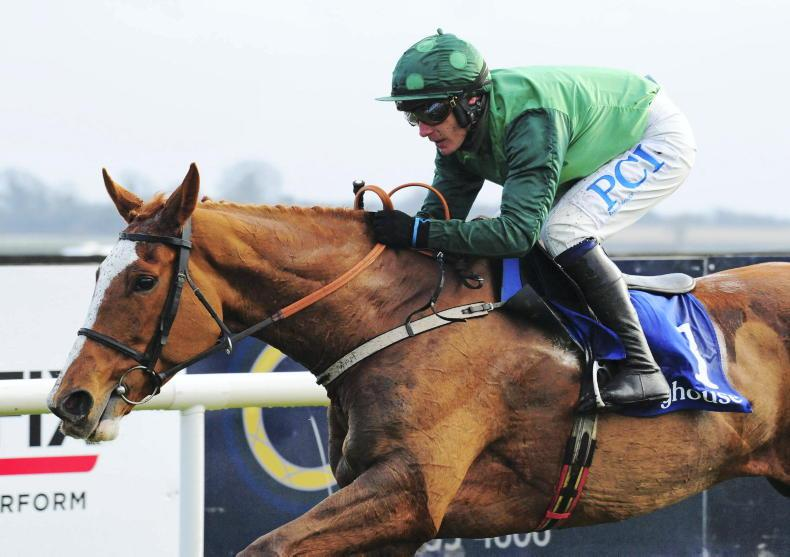 PUNCHESTOWN SATURDAY: Concertista to be Mares Champion