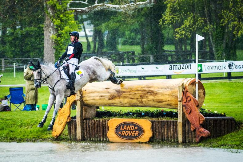 EVENTING: Townend completes Kentucky hat-trick