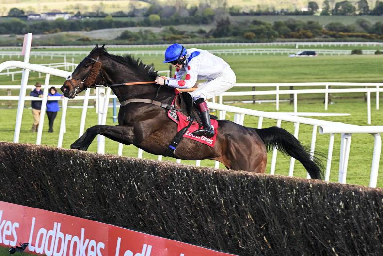 TIME WILL TELL: Super Clan pours it on in Gold Cup