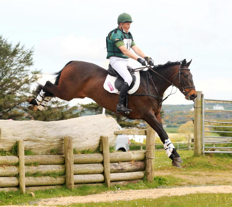 EVENTING: Smith's newcomers dominates action