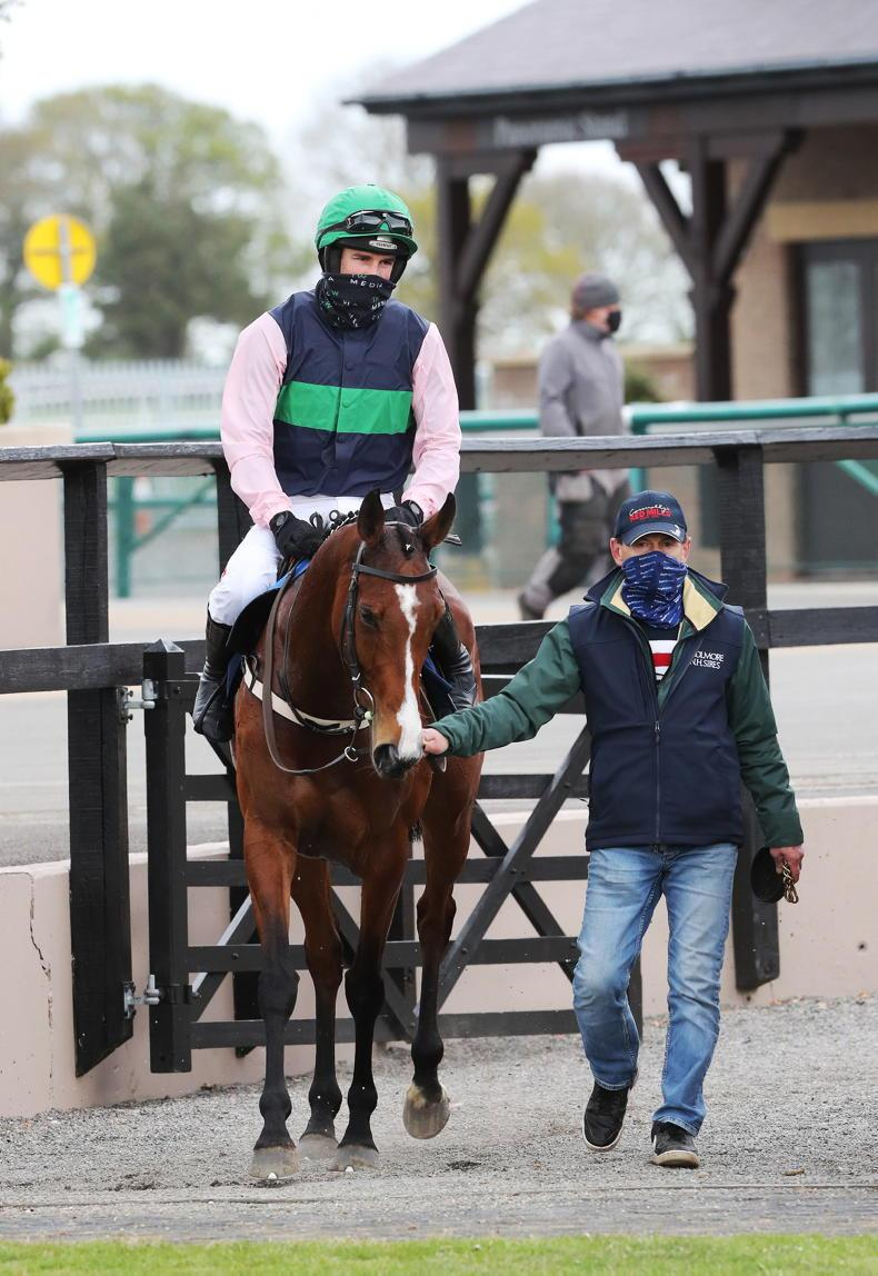 PUNCHESTOWN SATURDAY: Electric run by Stormy Ireland