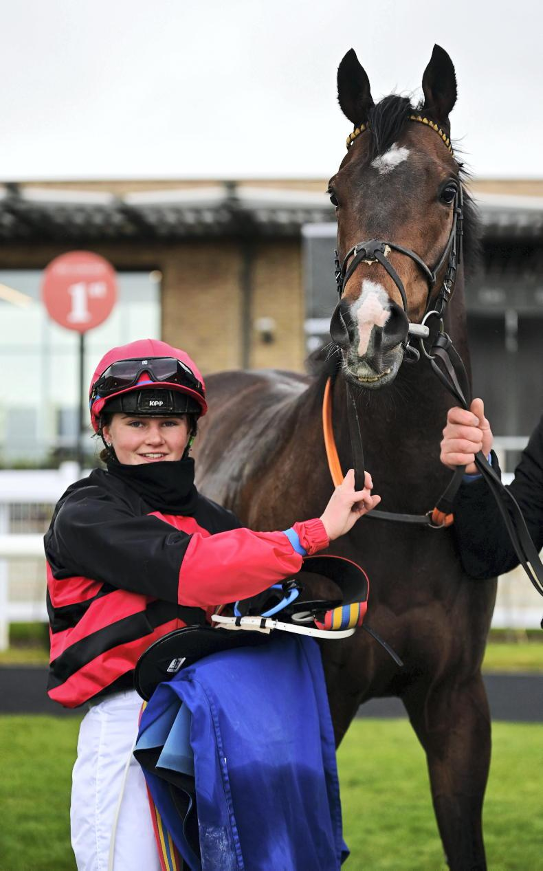 PONY TALES: First track winner for Annalise