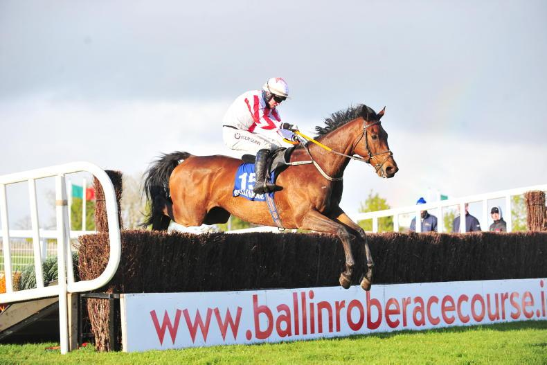 BALLINROBE WEDNESDAY: Optical Confusion shines in the limelight