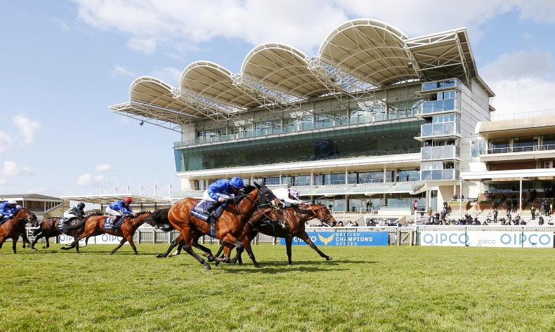 BRITAIN: Pure poetry; masters Bolger and Manning combine for classic