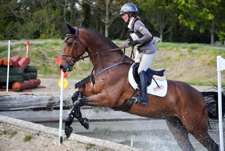 STEPPING STONES FINAL: Double joy for thrilled Ennis