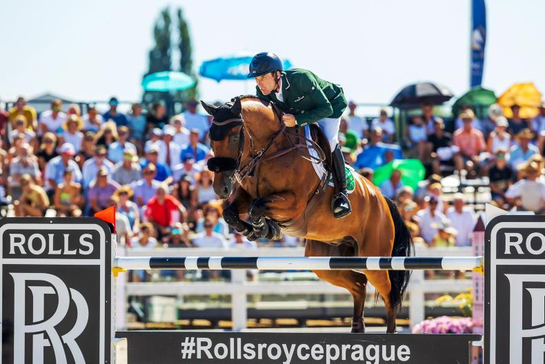 Ireland fourth in Prague Nations Cup