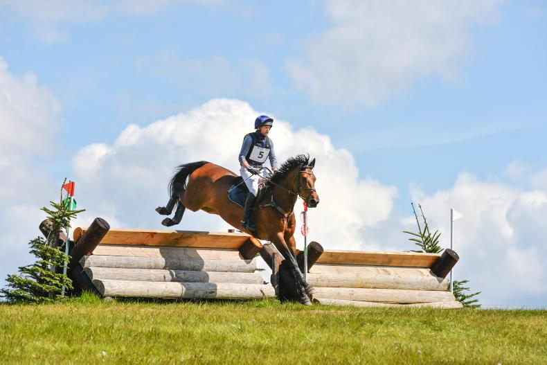 EVENTING: Dry weather plays havoc at Blackstairs