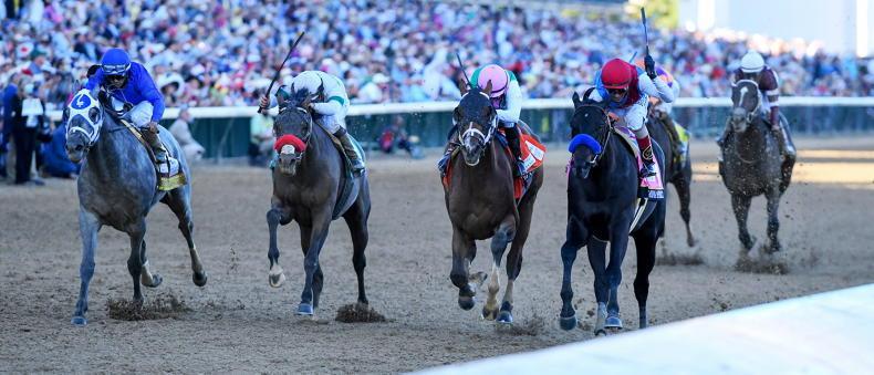 AMERICA: KENTUCKY DERBY: Razor sharp Velazquez shows Derby Spirit