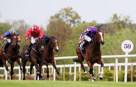 Joan Of Arc enters Irish Guineas picture