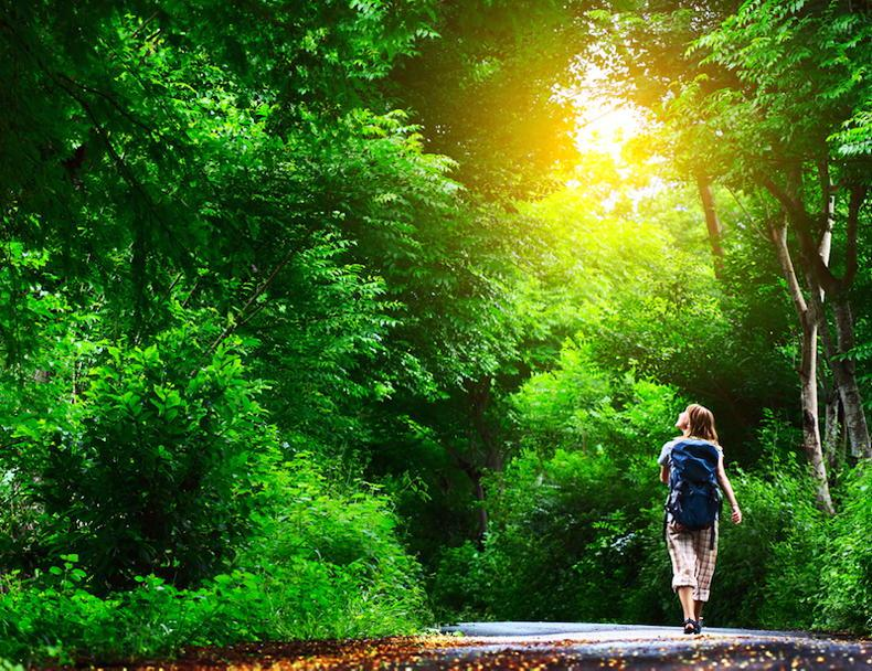 HEALTH: Getting in tune with nature