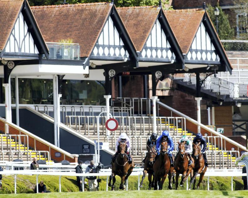 Racing's annual Levy income forecast at £80million
