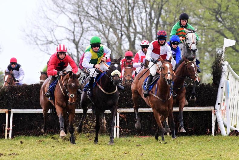 POINT-TO-POINT: Action from the point-to-point fields last week