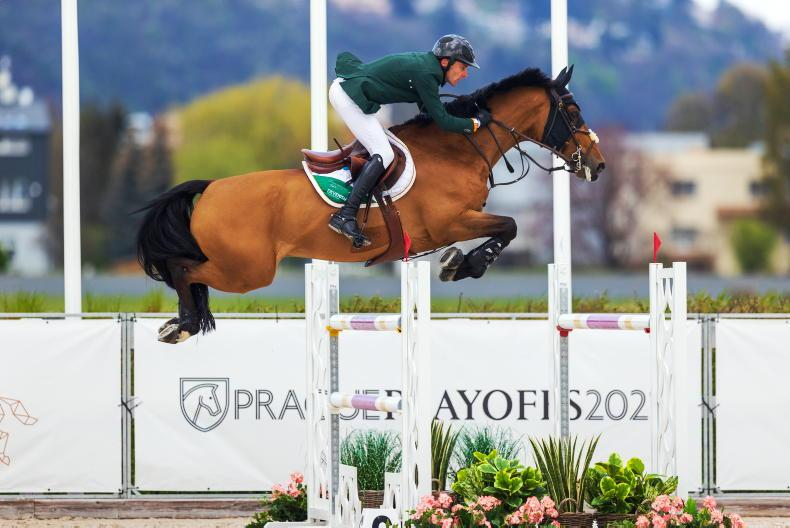INTERNATIONAL: Ireland fourth in Czech Nations Cup