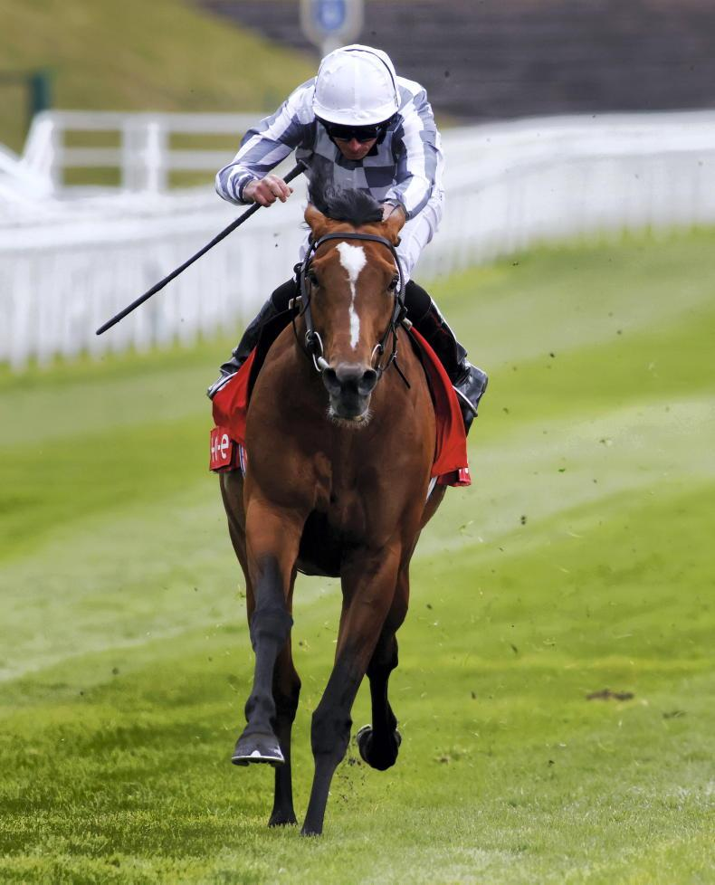 TIME WILL TELL: Epsom to suit Japan