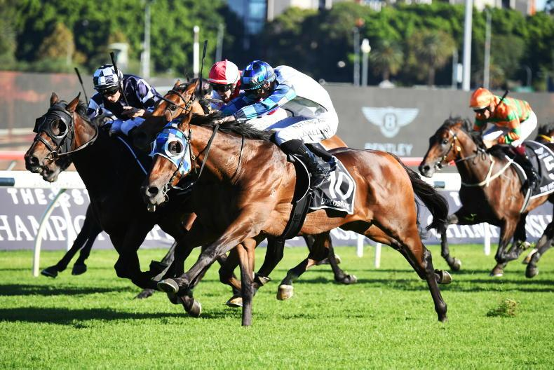 AUSTRALIA: Explosive third Derby win for Jack