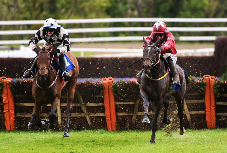 """KILLARNEY SUNDAY: Galway Hurdle possible for """"smart"""" Jesse Evans"""