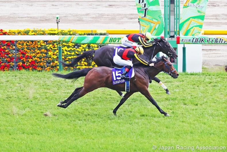 JAPAN: Schnell Meister snaps a Group 1 win