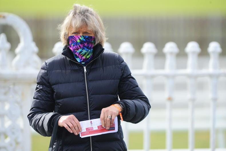 Harrington faces two-week ban and fine for breaking Covid protocols at Aintree