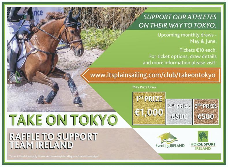 HSI ADVERTORIAL: Win big prizes and support Team Ireland