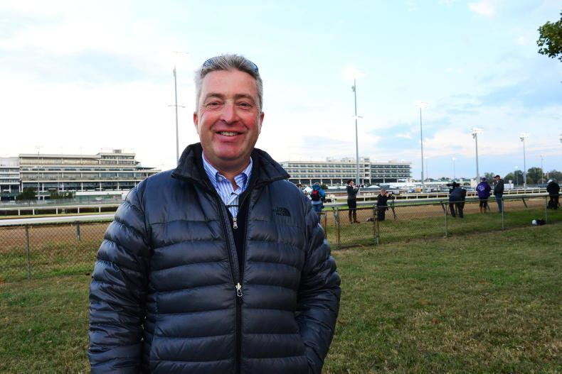 THE BIG INTERVIEW: Lacy's vision for Keeneland's future