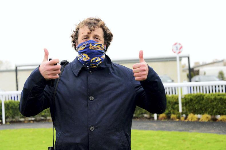 McGuinness eyeing Ascot run for Naas hero A Case Of You
