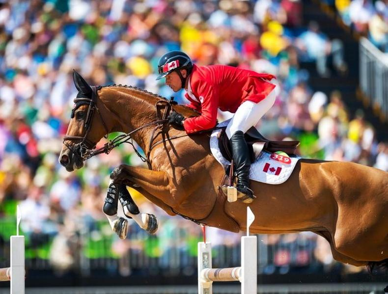 PONY TALES: Lamaze drops out of Tokyo Games
