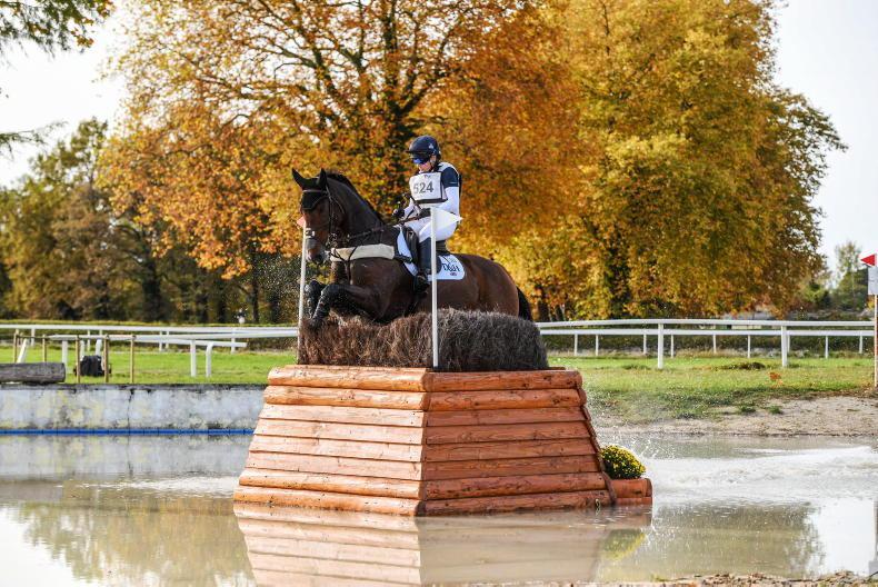 INTERNATIONAL: Collett leads British domination at Aston Le Walls