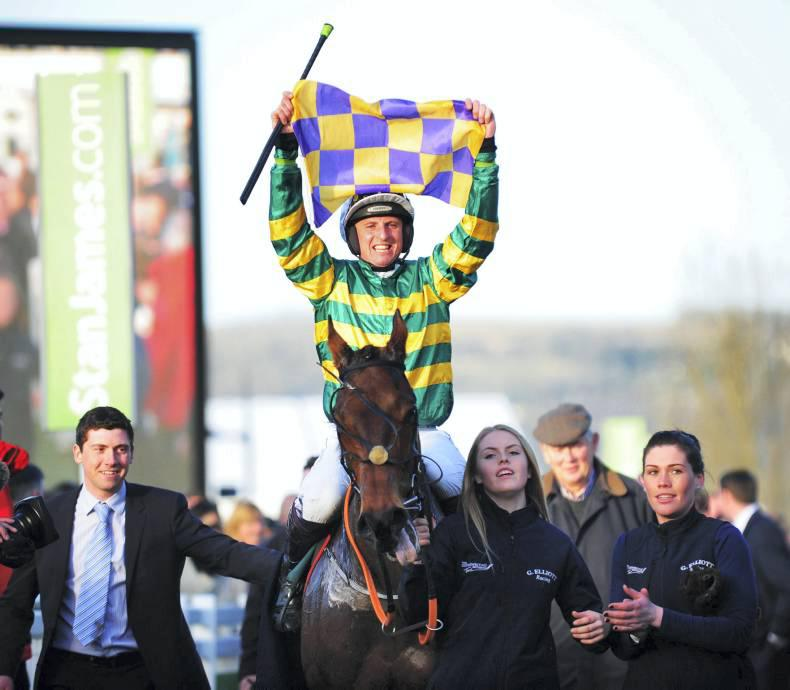 CHELTENHAM TUESDAY: Crafty Codd rises to the Cause
