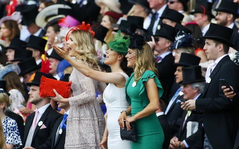 NEWS: Only 4,000 likely to be admitted to Royal Ascot