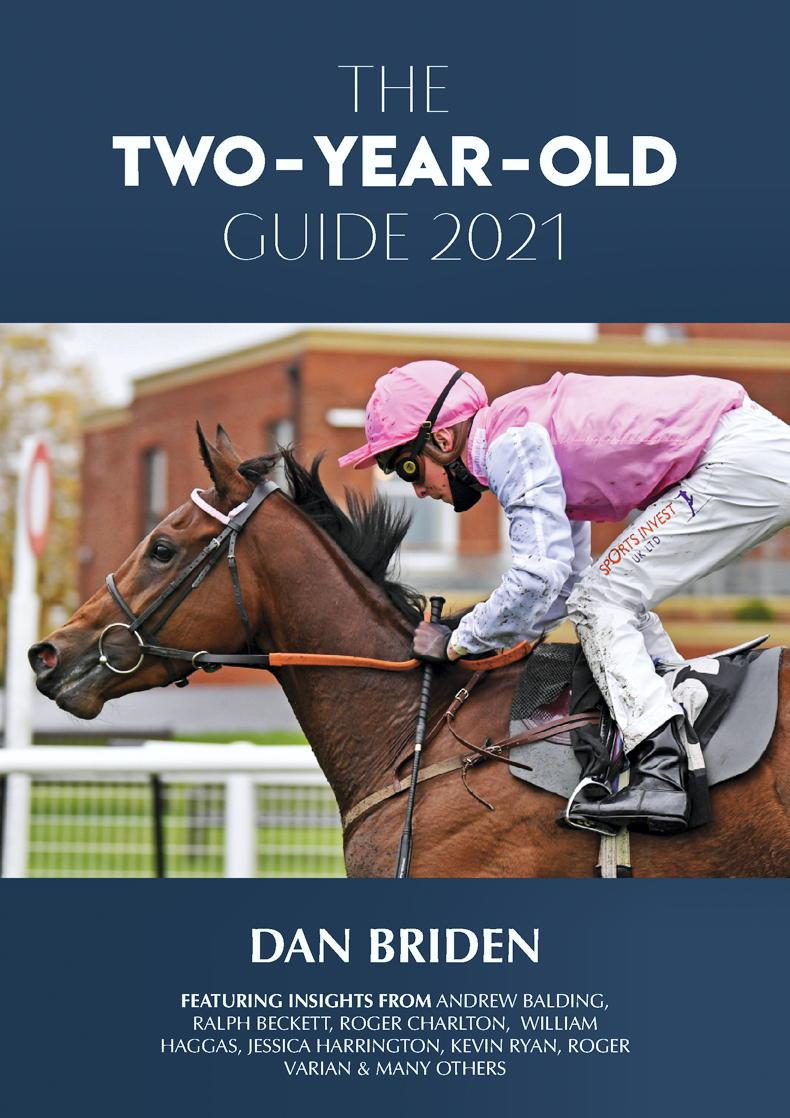 PARROT MOUTH: Get your inside knowledge in The Two-Year-Old Guide 2021