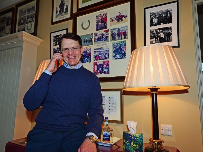 Aidan O'Brien could run five colts in Epsom Derby