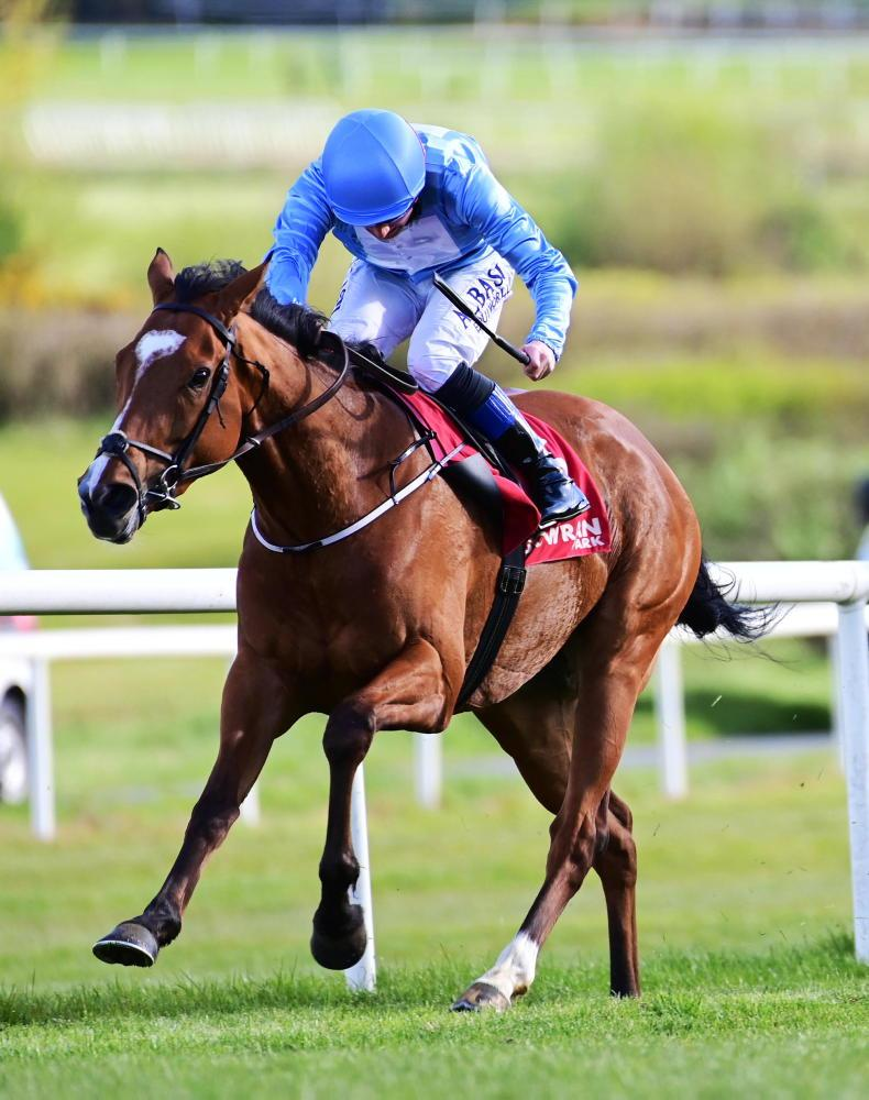 CURRAGH PREVIEW: Don't Panic, just go with in-form Stack team