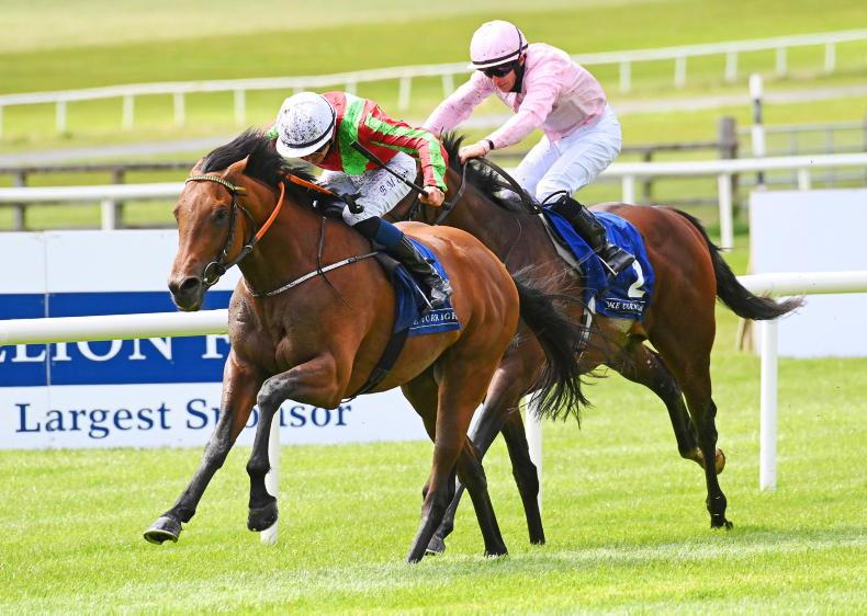 CURRAGH SUNDAY: Derby on the cards for Earlswood