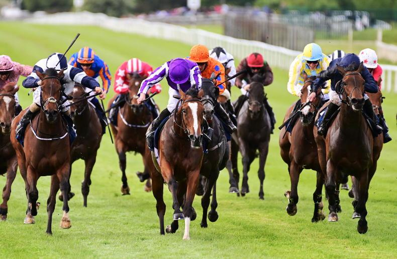 CURRAGH SUNDAY: Empress reigns to make it 10 for O'Brien in 1000